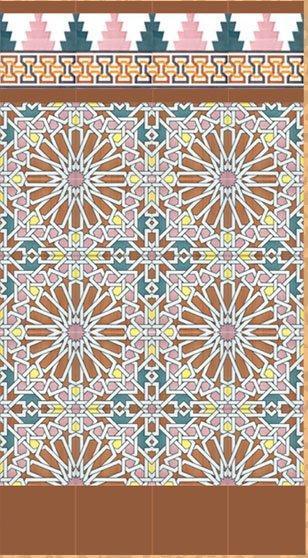 Cer mica art stica valencia azulejos y gres zocalos de for Azulejos para entradas
