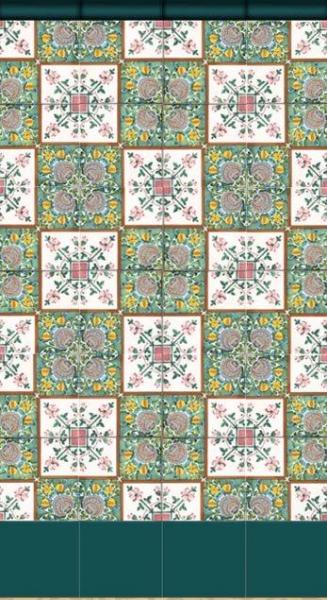Cer mica art stica valencia azulejos y gres zocalos de for Azulejos ceramicos