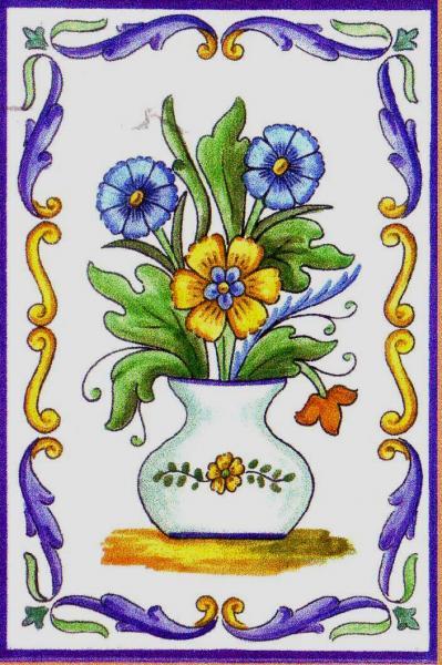 Cer mica art stica valencia azulejos y gres decoracion for Decoracion de album de fotos