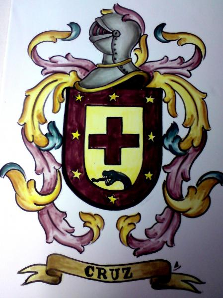 Escudo heraldico simple