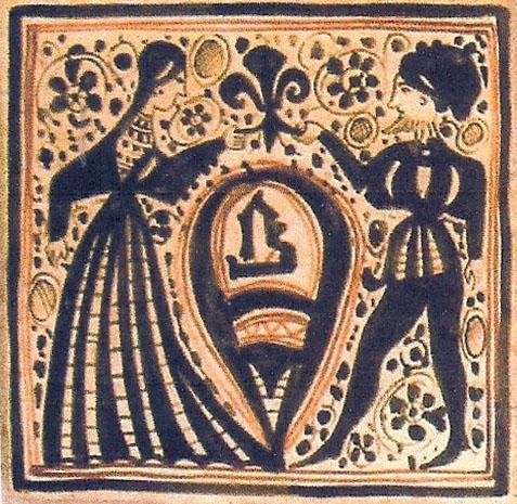 Célèbre Les Socarrats représentatifs de la poterie de la fin du Moyen Âge  VQ03